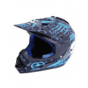 Stealth Helmet - Super Energy Blue