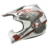 Rev X3 Prodigy - Grey/Red