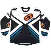 Rogue Jersey - Black/Orange