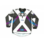 Spectrum Jersey - Black/Blue