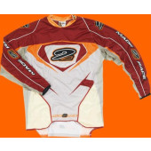 Gladiator Jersey - Brick Orange