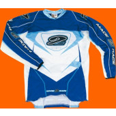 Gladiator Jersey - White Blue