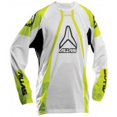 A1 Jersey Chartreuse