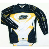 Gladiator Jersey - Black Gold