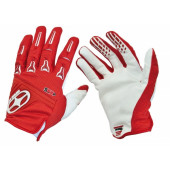 Rogue Gloves - Red