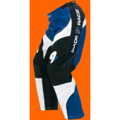 MX Tech JR Pants - Black Blue