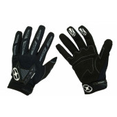 Quartz Kids Gloves - Black