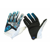 Rogue Gloves - Marvel Blue