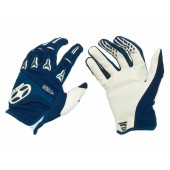 Rogue Gloves - Blue