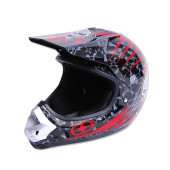 Prime Kids Helmet - Energy Red
