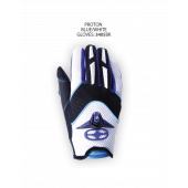 Proton Gloves – Blue/White