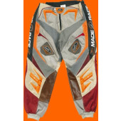Gladiator Pants - Brick Orange