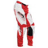 A1 Pants Red/White