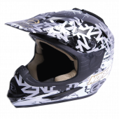 Stealth Helmet - Scratch Gold