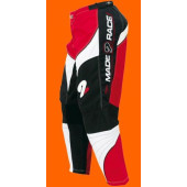MX Tech Pants - Black Red