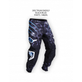 Spectrum Energy Pants – Black/Blue