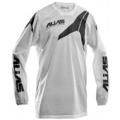 A2 Vented Jersey - White