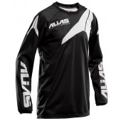 A2 Vented Jersey - Black