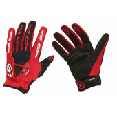 Quartz Gloves - Red