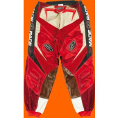 Gladiator Pants - Red Tan